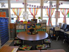 Great Guided Reading area!