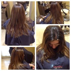 Beautiful highlights done at Style Masters Salon of Malvern