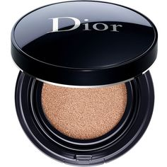 Diorskin Forever Perfect Cushion Foundation 15g (£31) ❤ liked on Polyvore featuring beauty products, makeup, face makeup, foundation, christian dior foundation and christian dior