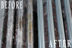 Cleaning BBQ Grills the Magic Way - Made From Pinterest