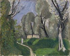 The Promenade, 1919.  Matisse