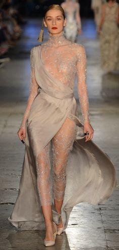 Haute Couture: Tuvanam Fall-Winter 2015/2016 collection.
