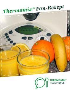 Frühstücksdrink-Smoothie von pb100. Ein Thermomix ® Rezept aus der Kategorie Getränke auf www.rezeptwelt.de, der Thermomix ® Community.