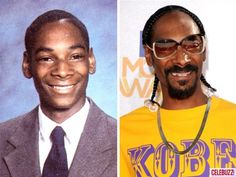 Snoop Dogg High School Yearbook Photo