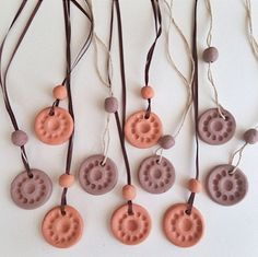 DIY Essential Oil Pendant Diffuser Necklace - Real Food RN