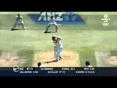 Brendon McCullum Fastest Test CenturyVideo: Brendon McCullum is the skipper of The Black Caps/ New Zealand and one of the most aggressive and bowler smashing batsman of the world.Brendon McCullum…