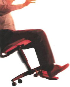 For an office safety program to be effective, few things are the basic & most important to the workplace than the office chair.