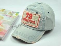 Baumwolle Hut, einstellbar, gemischte Farben, 560-600mm, 75mm