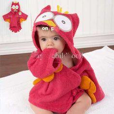Red Owl Towel! So Cute!! ^_^