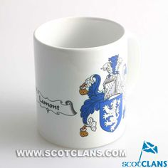 Lamont Coat of Arms Mug