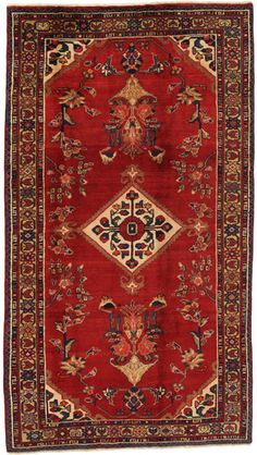 Sarouk - Farahan Persian Carpet 251x140 - CarpetU2.