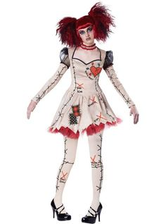 Adult Voodoo Doll Costume - Party City