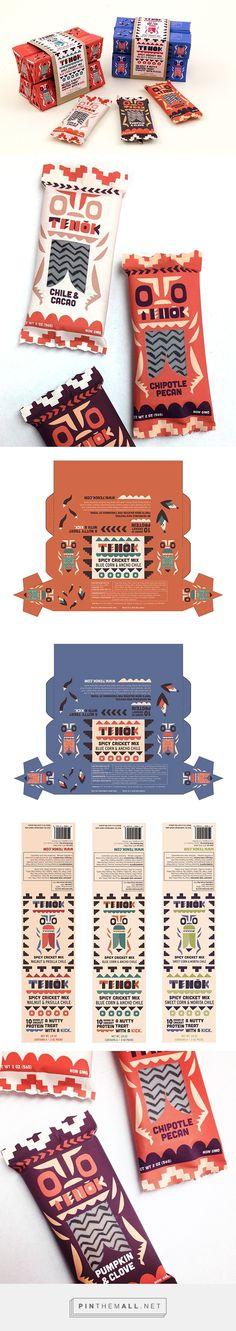 Tenok Cricket Snacks packaging