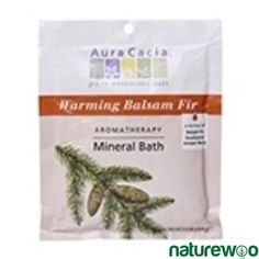 Aura Cacia Aromatherapy Mineral Bath Soothing Heat Description: Essential Nutrients for Skin Revival Evergreen and Eucalyptus Oil The pure essential oils of . Spa Day At Home, Home Spa, Mineral Bath, Balsam Fir, Eucalyptus Oil, Pure Essential Oils, Gift Store, Bath Salts, Manicure And Pedicure