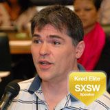@fredmcclimans Congrats on earning a SXSW elite speaker avatar! Check your score at kred.com