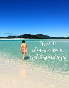 TOP 10 things to do in Whitsundays