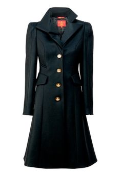 Classic Melton Coat   Vivienne Westwood - StyleSays
