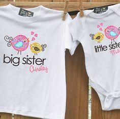 big sister / little sister