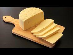 rețetă delicioasă pentru brânză de casă, creați-vă - doar 3 ingrediente și 10 minute de lucru #3 - YouTube Yogurt Recipes, Dessert Recipes, Desserts, Cooking Cheese, Pineapple Recipes, Butter Cheese, Homemade Cheese, Cooking Recipes, Healthy Recipes