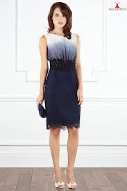 dress navy lace