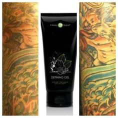 Brighten your tats with Defining Gel