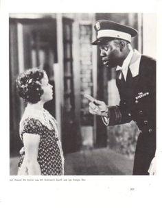 Shirley Temple Bill Robinson
