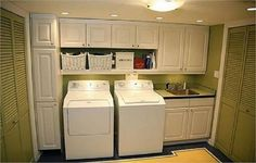 The Best Laundry Room Ideas: Laundry Room Organization Ideas For Small Space ~ lanewstalk.com Home decor Inspiration