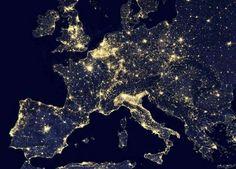 Night Europe