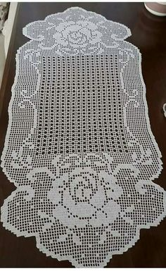 Magnificent Y punto de cruz Crochet Patterns Filet, Crochet Bikini Pattern, Vintage Crochet Patterns, Filet Crochet, Crochet Table Topper, Crochet Table Runner Pattern, Crochet Tablecloth, Crochet Doilies, Crochet Cord