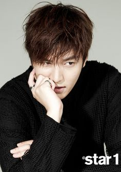 This Is Huge: Lee Min Ho's 3rd Batch Of Interior Spreads From @Gemma 1′s April 2014 Issue | Couch Kimchi