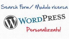 searchform-wordpress-personalizzato