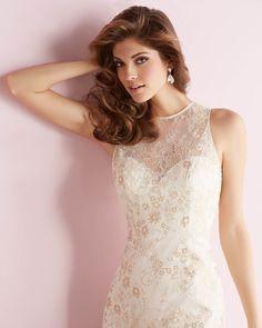 bc2e537c1ec Allure Bridals Romance Collection