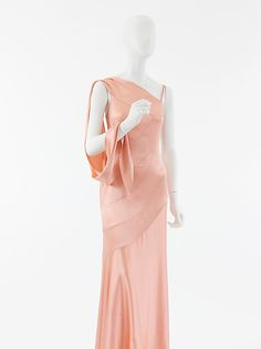 Evening dress House of Chanel 1930s