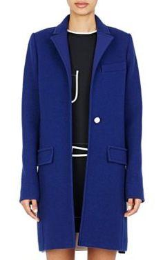 Paco Rabanne Single-Button Coat at Barneys New York