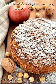 Tortilla Sana, Sweet Corner, Torte Cake, Plum Cake, Italian Recipes, Sweet Treats, Deserts, Good Food, Food And Drink