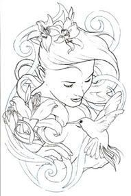 mother nature by jinbinsdeviantartcom on deviantart art pinterest mother nature deviantart and tattoo