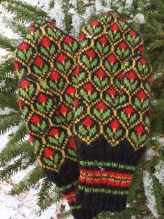 Kagu Kudujad - meistrid peenes näputöös: Olulised olukorrad, I osa Knitted Mittens Pattern, Fair Isle Knitting Patterns, Knitting Machine Patterns, Knit Mittens, Knitted Gloves, Knitting Socks, Hand Knitting, Knitting Stitches, Wrist Warmers