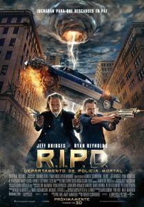R.I.P.D. Departamento de Policía Mortal(RIPD. Rest In Peace Department,2013)4-dic-13