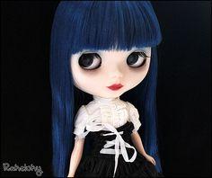 Baby Blue Blythe
