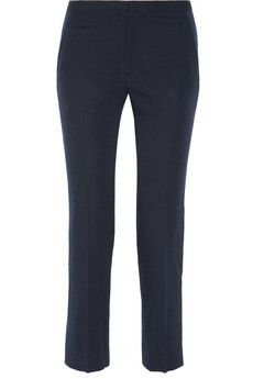 Marc Jacobs Wool-twill straight-leg pants | THE OUTNET