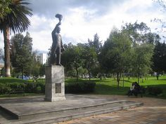 Parque La Carolina in Quito, Ecuador. #Quito #Ecuador