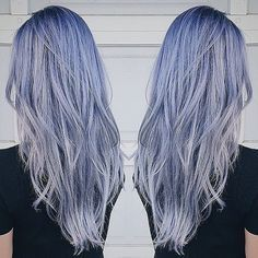 Formula How-To: Silver-Blue | Modern Salon