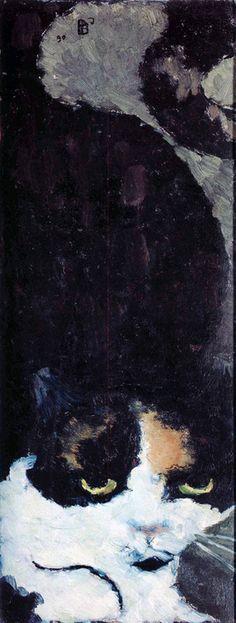 Pierre Bonnard-1890 le chat