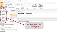 iSpring Suite – Evaluaciones, encuestas y tipos de Preguntas ➜