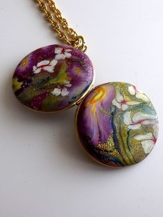 locket open back and front | Flickr - Photo Sharing!