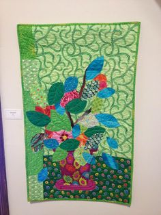 nifty quilts: collage quilt by Freddy Moran | Art Quilts ... : laconner quilt museum - Adamdwight.com