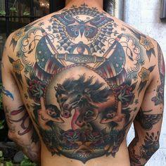 "@tattooculturemagazine's photo: ""Tattoo by Ashley Love, New York Adorned. #ashleylove #newyorkadorned. #tattooartistmagazine #tam #followtam #tattooculturemagazine #tcm #followtcm #tattoo #tattoos #tattooed #ink #art ••• This account is managed by @nicki_tam. Please send submissions to nicki@ tattooartistmagazine.com."""