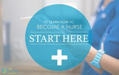To Learn How to Become a Nurse, Start Here Medical Social Work, Medical School, Future Jobs, Future Career, Cna Nurse, Nurses, Nursing Cheat Sheet, Nursing Students, Nursing Schools