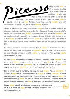 Biiografía de Picasso en pretérito indefinido-page-001