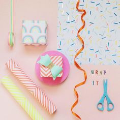 Wrap it in Style with Meri Meri Stationery at www.theoriginalpartybagcompany.co.uk